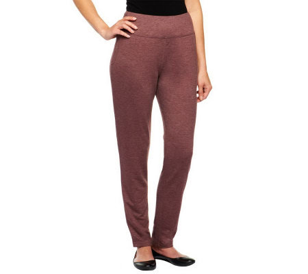LOGO Lounge by Lori Goldstein French Terry Pull-On Pants with Pockets