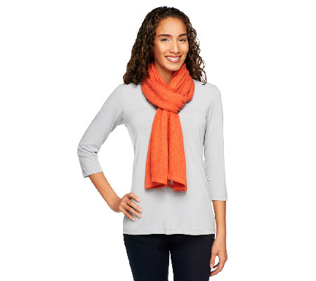 Linea by Louis Dell'Olio Boucle Knit Scarf