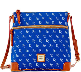 Dooney & Bourke MLB Royals Crossbody - A280022