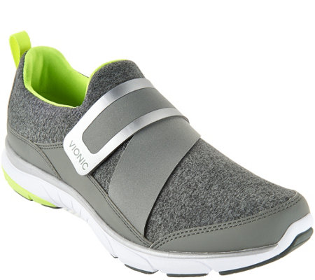 Vionic Orthotic Knit Slip-on Sneakers - Darcy
