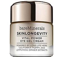 bareMinerals Skinlongevity Vital Power Eye Gel Cream - A287922