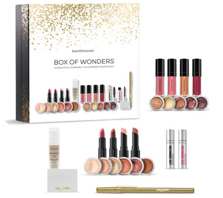 bareMinerals Box of Wonders 24 Days of Surprises