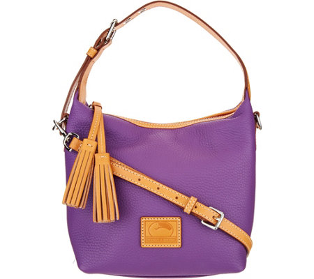 Dooney & Bourke Patterson Pebble Paige Crossbody