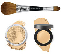 bareMinerals Well Rested Color Corrector Duo with Brush - A303622