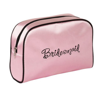 Bridesmaid Pink Travel Bag - A316122