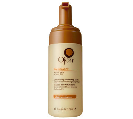 Ojon Dry Recovery Conditioning Volumizing Foam
