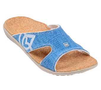 Spenco Kholo Orthotic Slide Sandals - A329022