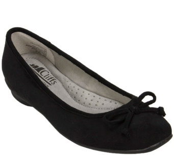 Cliffs by White Mountain Ballet Flat - Hammel - A355322