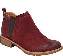 Sofft Leather Ankle Boots - Bergamo - A361622