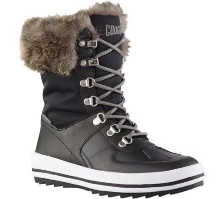 Cougar Waterproof Winter Boots - Viper