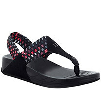 Heal Slingback Thong Sandals - Kona - A364922