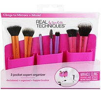 Real Techniques Expert Makeup Brush Organizer - A365022
