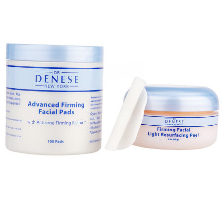 Dr. Denese Firming & Resurfacing Treatment Duo
