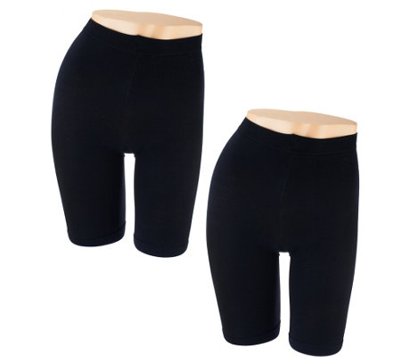 Legacy Set of 2 Everyday Mid-Thigh Shapers