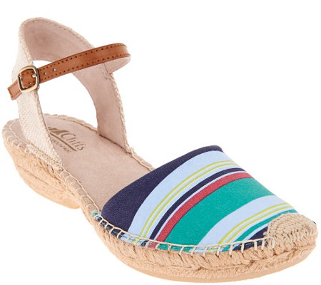 Cliffs by White Mountain Espadrille Sandals - Cassel