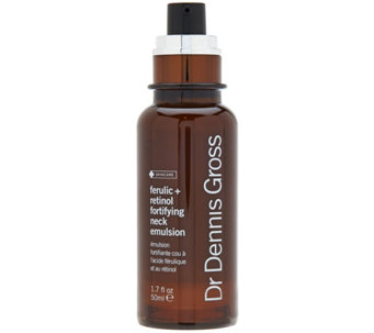Dr. Gross Ferulic Acid & Retinol Fortifying Neck Emulsion - A271223