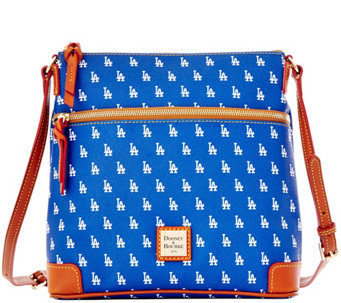 Dooney & Bourke MLB Dodgers Crossbody - A280023