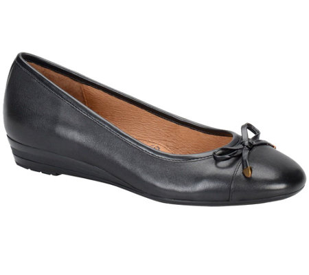 Sofft Selima Cap Toe Ballerina Shoes