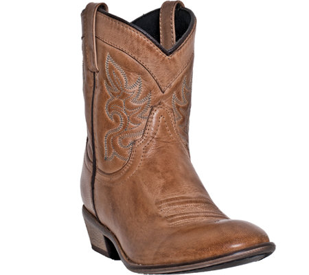 Dingo Leather Boots - Willie