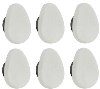Color Me Sponge Refills, Set of Six - A336423