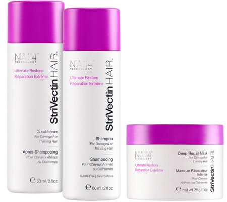 StriVectin HAIR Ultimate Restore Starter Trio