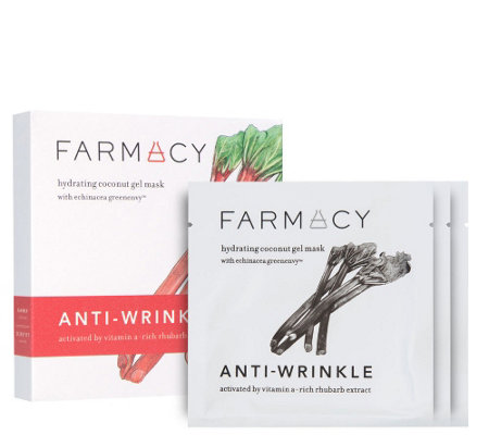 Farmacy Anti-Wrinkle Hydrating Coconut Gel Mask