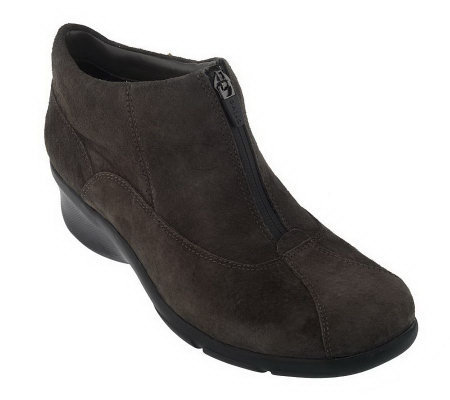 Privo by Clarks Waterproof Zip Front Ankle Boots - Page 1