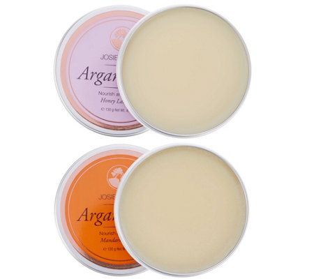 Josie Maran Argan Oil Balm Duo