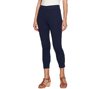 Liz Claiborne New York Crop Length Leggings - A264124