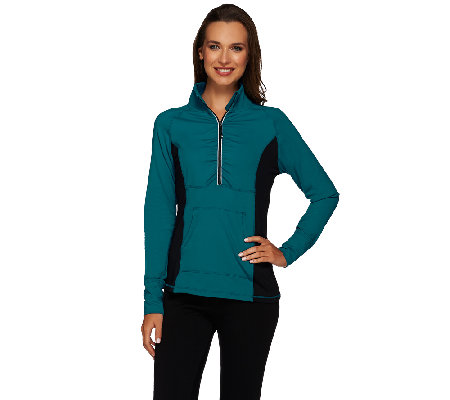 cee bee CHERYL BURKE Zip-Up Jacket