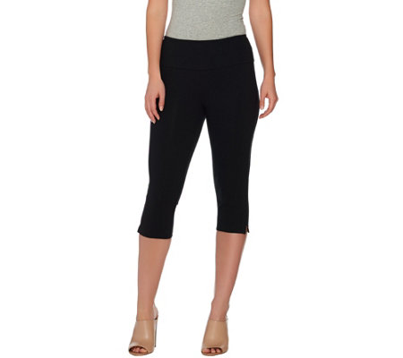 Women with Control Petite Tummy Control Pedal Pushers