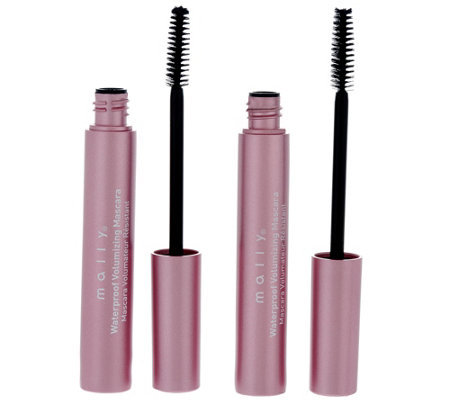 Mally Waterproof Volumizing Mascara Set Auto-Delivery