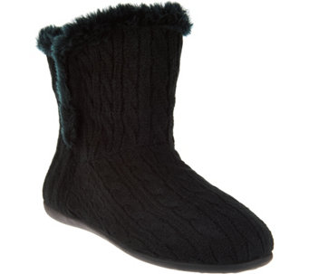 Vionic Orthotic Slipper Boots - Kari - A283324
