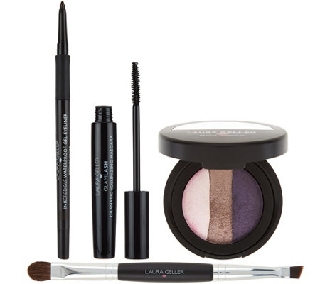 Laura Geller 4 Piece Eye Collection