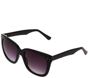 """As Is"" H by Halston Square Framed Sunglasses - A292024"