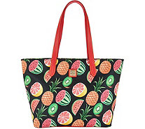 Dooney & Bourke Ambrosia Large Zip Shopper Handbag - A292924