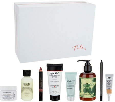 QVC Beauty TILI Try It, Love It 8-piece Collection