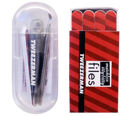 Tweezerman Wonderland Nail Rescue Kit