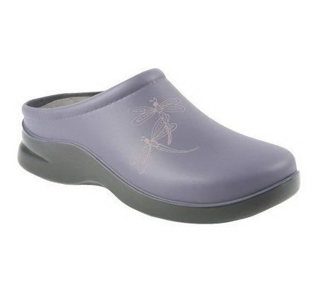 KLOGS Polyurethane Collection Dusty Dragonfly Clogs