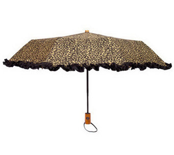 Leighton Women's Compact Auto Open/Close Fashion Umbrella - A327424