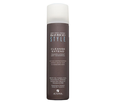 Alterna Bamboo Style Cleanse Extend TranslucentDry Shampoo