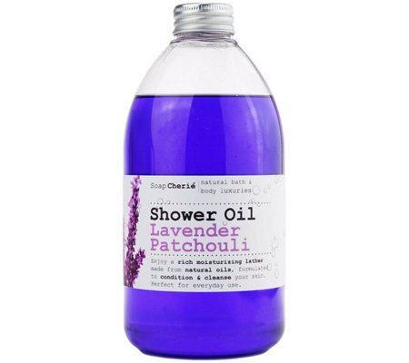 Soap Cherie Shower Oil
