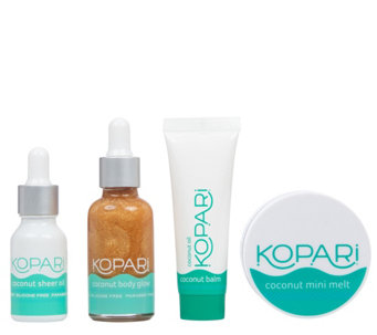 Kopari Coconut Holiday Kit - A356224
