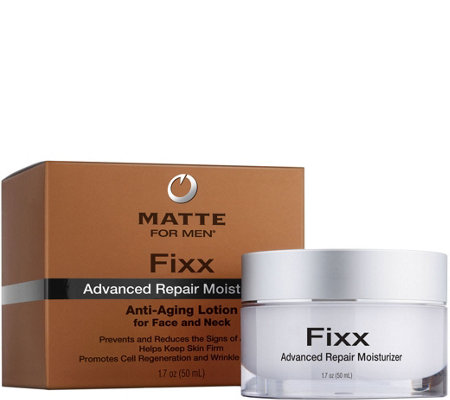 Matte For Men Fixx Advanced Repair Moisturizer,1.7 fl oz.