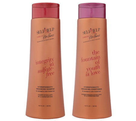 Self Help by Ken Paves Color Integrity Shampoo and Conditioner