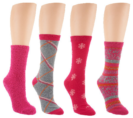 Passione Set of 4 Sock Sampler