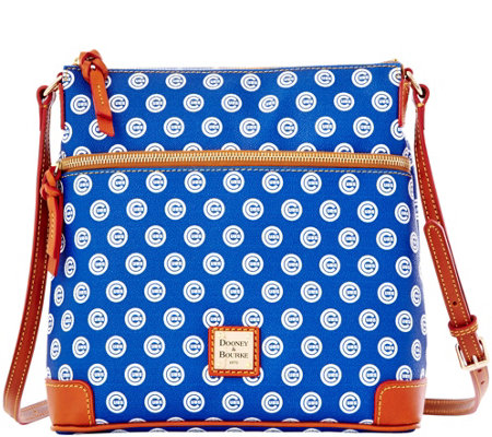 Dooney & Bourke MLB Cubs Crossbody