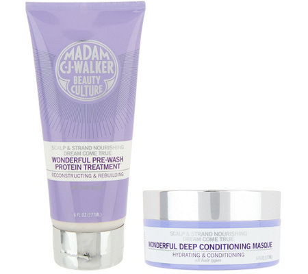 Madam C.J. Walker Conditioning Mask & Pre-wash Treatment