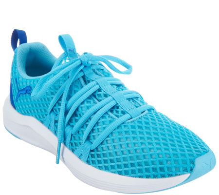 PUMA Mesh Lace-up Sneakers - Prowl Alt Mesh