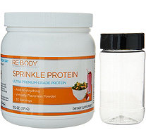 Re-Body Sprinkle Protein Powder with Dispenser - A295825